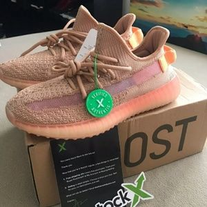 Other - Adidas Boost 350 Clays